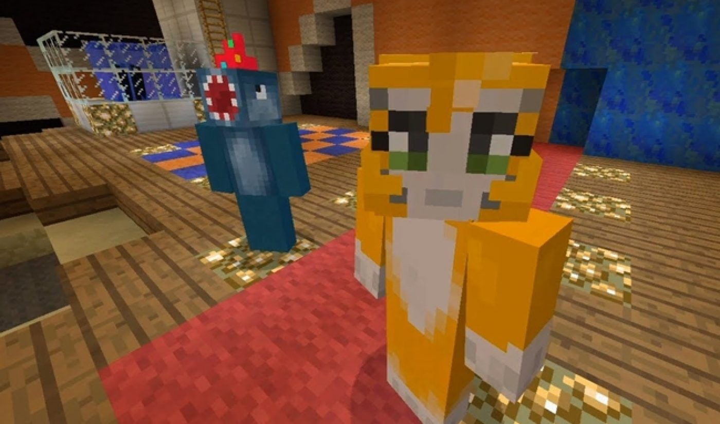 The British Invasion: Mr. Stampy Cat Is Ready To Move Into Your Living Room