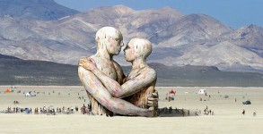 1.6 Million Viewers Tune Into Burning Man Live Stream by Bree Brouwer of Tubefilter