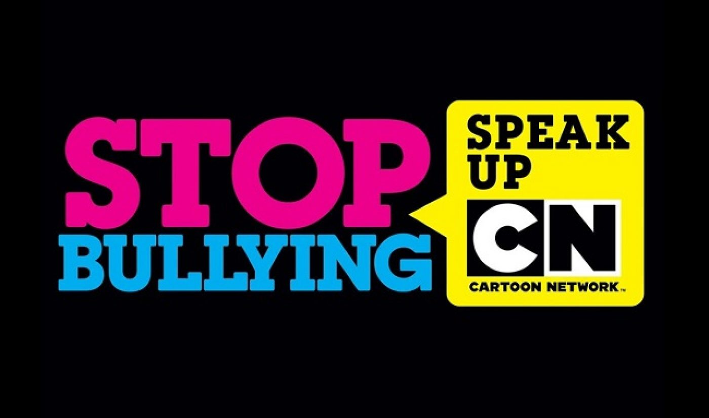 FullBottle, Cartoon Network, Viners Promote Anti-Bullying Campaign