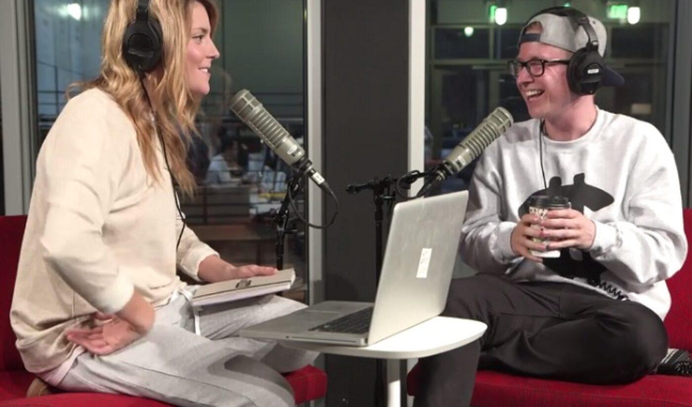 Grace Helbig's Audio-Video Podcast 'Not Too Deep' Debuts At #1 On iTunes