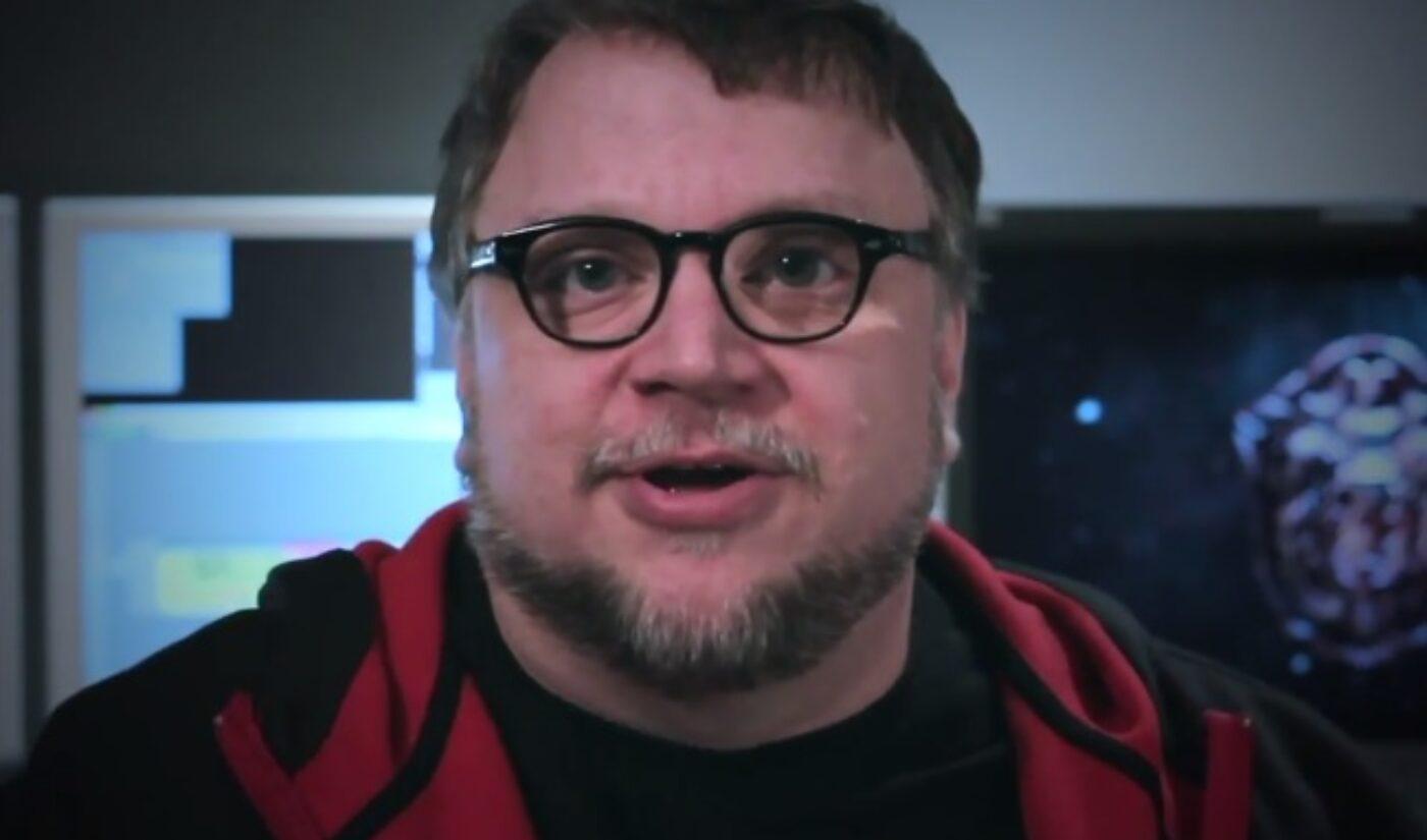 Guillermo Del Toro, YouTube, And Legendary Host Halloween Film Contest