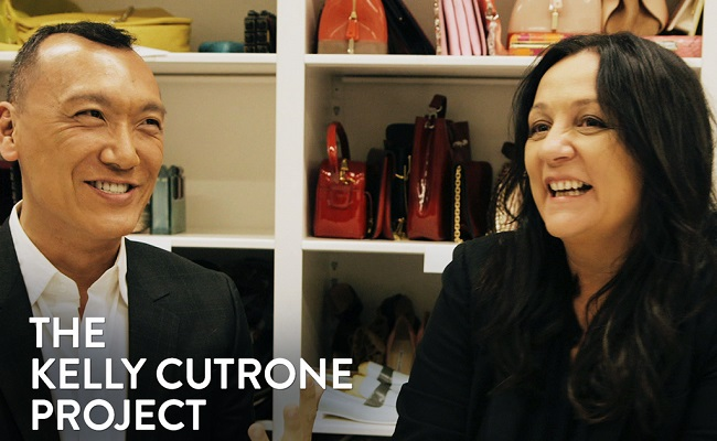 CW Seed Launches 'Kelly Cutrone Project' With Elle Magazine's Joe Zee by Bree Brouwer of Tubefilter
