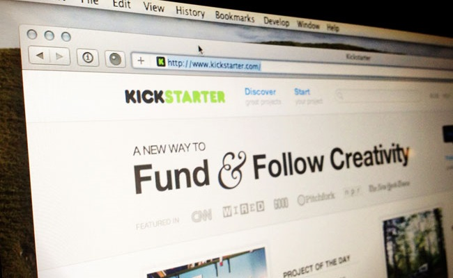 Kickstarter Aims To Hold Creators More Responsible With Updated Terms by Bree Brouwer of Tubefilter