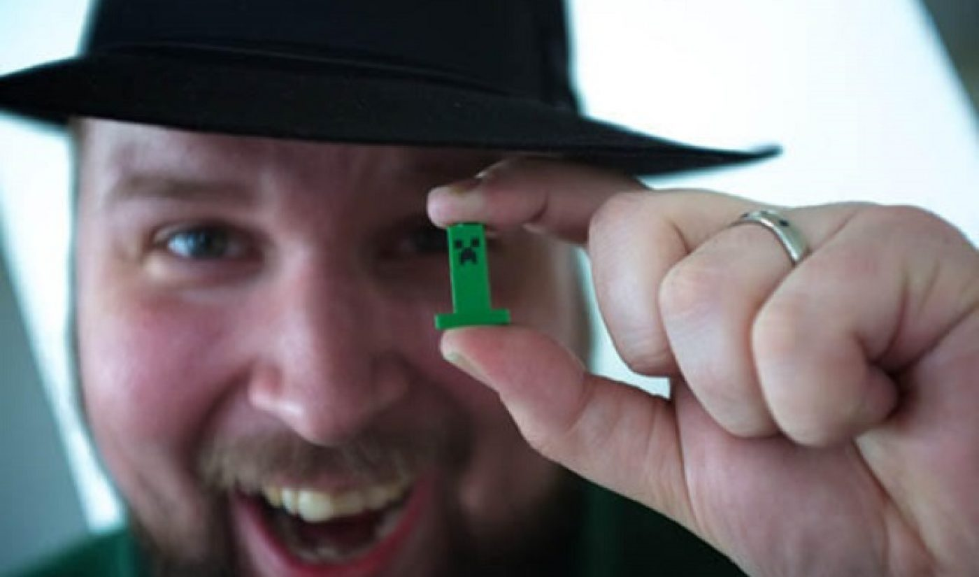 Minecraft Developer To Leave His Game (And Internet Trolls) Behind
