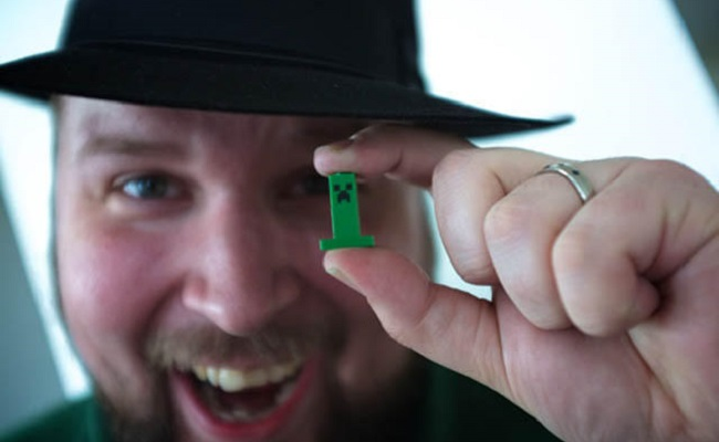 Minecraft Developer To Leave His Game (And Internet Trolls) Behind by Bree Brouwer of Tubefilter