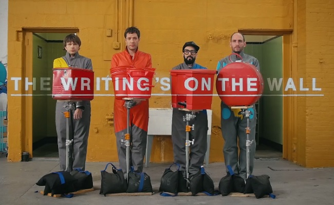 Did Apple Steal OK Go's Idea For Its New Product Launch Video? by Bree Brouwer of Tubefilter