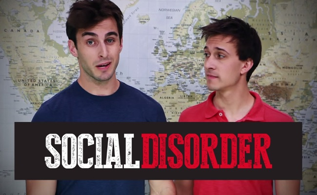 Rooster Teeth's 'Social Disorder' Debuts With Hidden Cams In Body Bags by Bree Brouwer of Tubefilter
