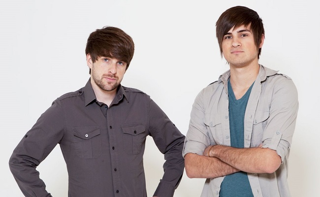 Smosh Gets A Movie Deal Through Lionsgate, DEFY Media, AwesomenessTV by Bree Brouwer of Tubefilter
