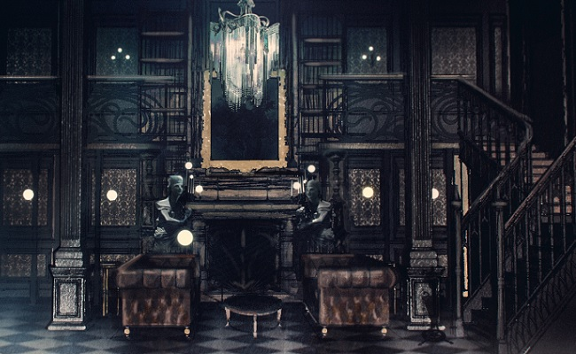 YouTube Space LA Transformed Into Halloween House Of Horrors by Bree Brouwer of Tubefilter