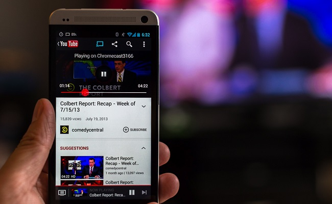 YouTube Beats Out Netflix, Hulu, Amazon Prime As TV Destination by Bree Brouwer of Tubefilter