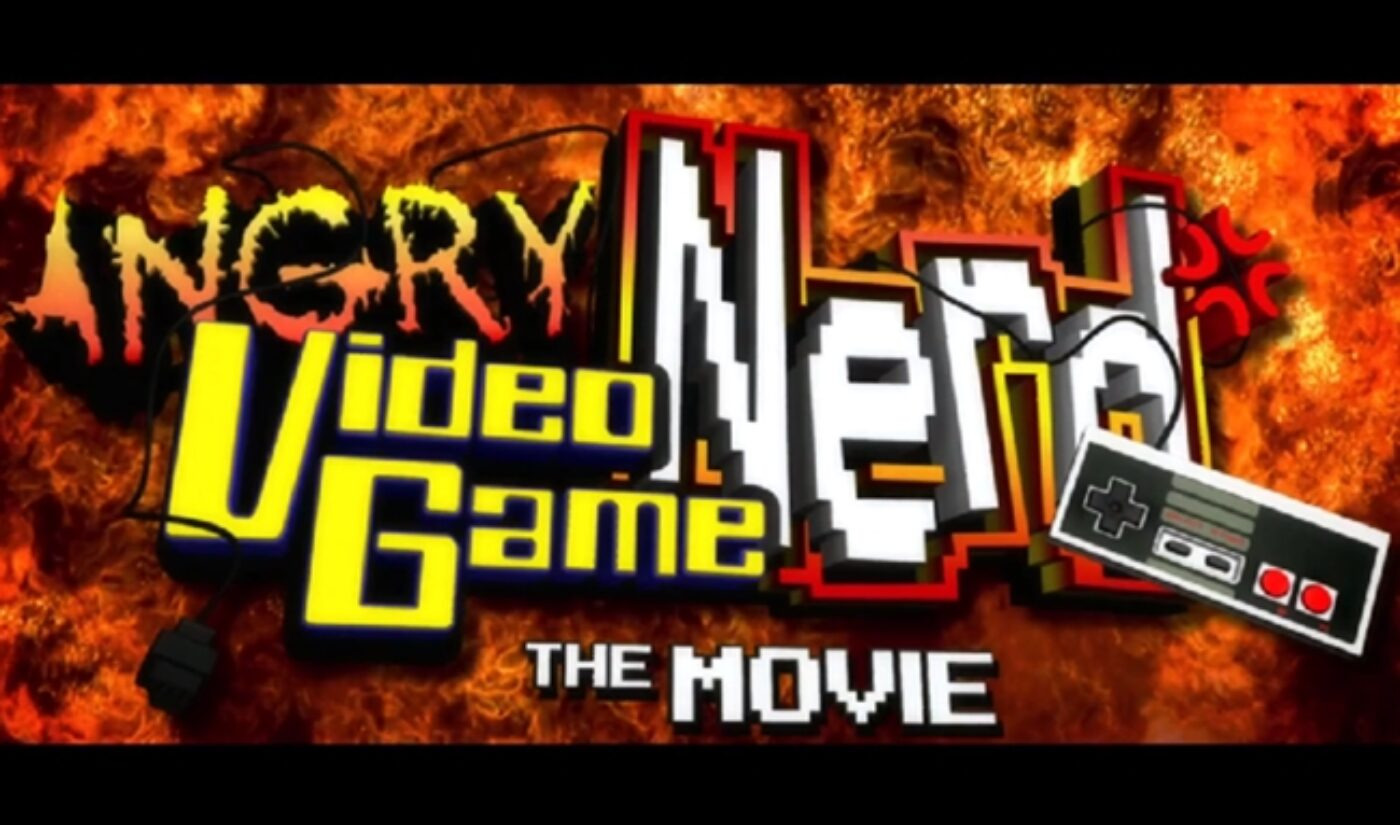 The 'Angry Video Game Nerd' Movie Is Now Available Via Vimeo On Demand