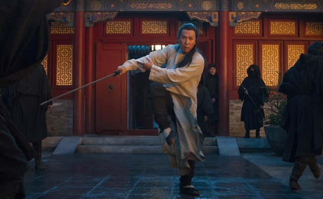 Netflix Will Distribute 'Crouching Tiger, Hidden Dragon' Sequel