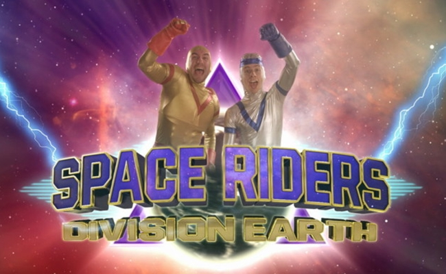 space-riders-web-series