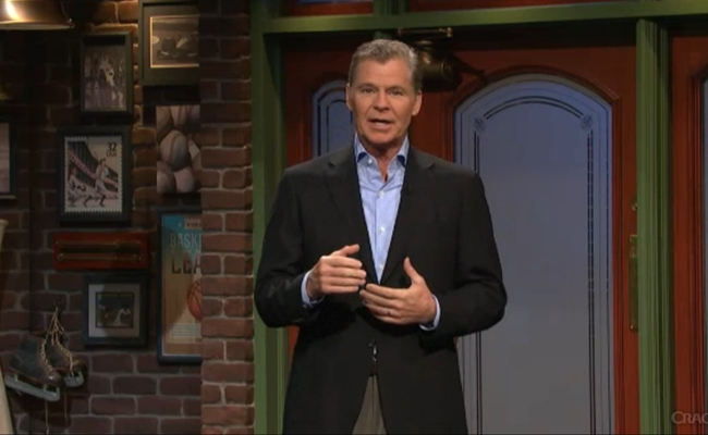 Man Caves Dan Patrick : Crackle's 'sports jeopardy' puts athletic spin on classic quiz format
