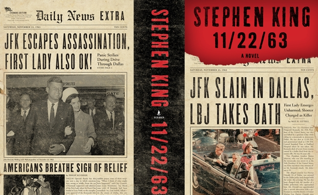 Hulu Taps JJ Abrams' Studio, Stephen King For Adaptation Of '11/22/63′
