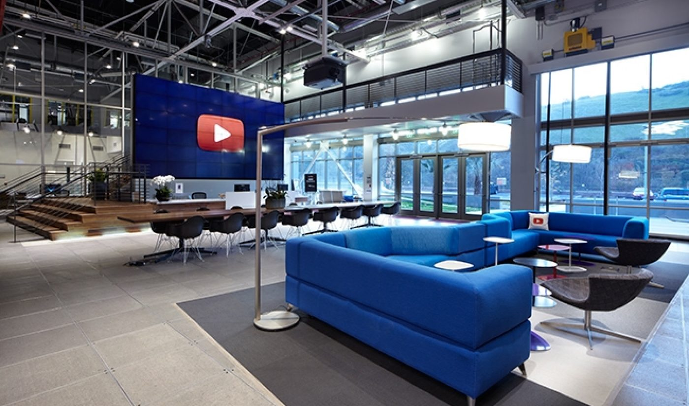 YouTube Will Finance New Content From Its Top Creators