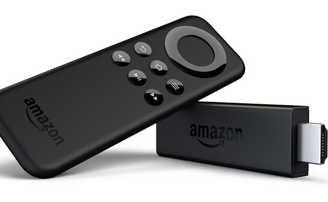 Amazon Reveals Fire TV Stick, Its Answer To Google's Chromecast by Bree Brouwer of Tubefilter