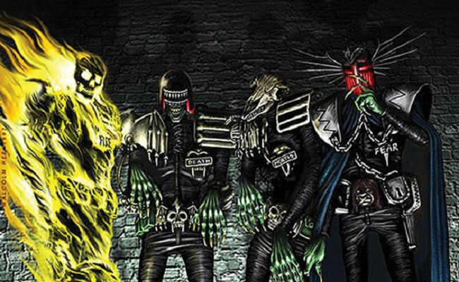'Judge Dredd'-Based Series 'Dark Judges' Headed Online by Bree Brouwer of Tubefilter