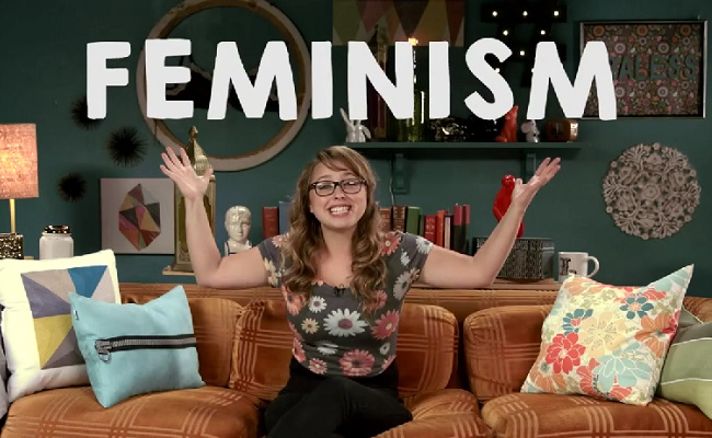 MTV Debuts First Original Channel 'Braless' With Host Laci Green by Bree Brouwer of Tubefilter