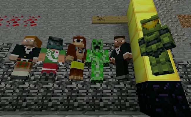 Mojang's COO Emphasizes Commitment To Minecraft YouTube Community by Bree Brouwer of Tubefilter
