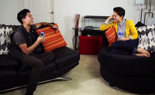 Ryan Higa, Golden Rap About Wanting A Good Girl In 'S.W.G.' Video by Bree Brouwer of Tubefilter