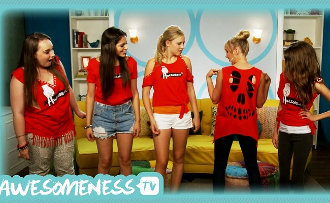 AwesomenessTV Opens Physical Pop-Up Retail Store For The Holidays by Bree Brouwer of Tubefilter