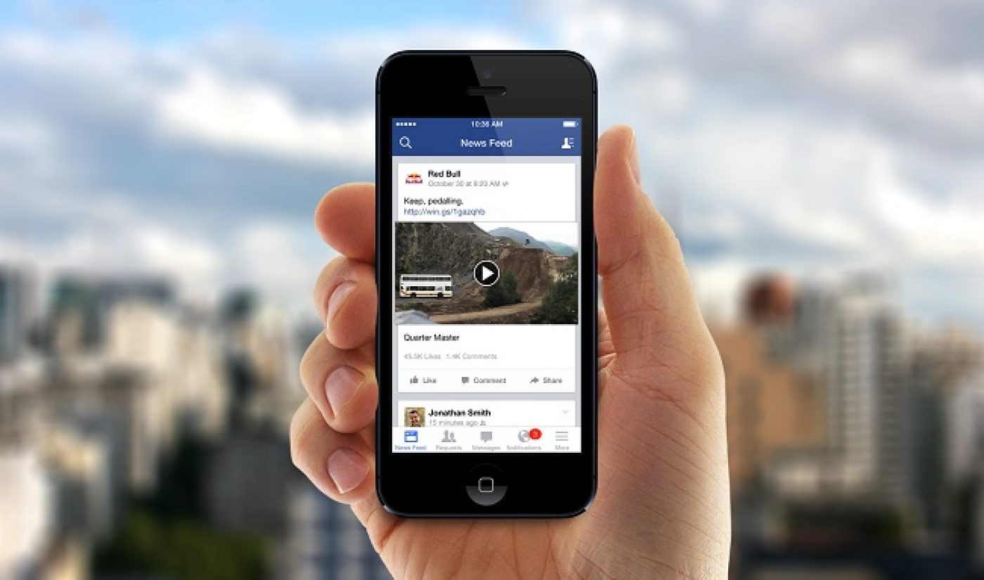 YouTube Videos Lag Behind Facebook Videos In Shares, Interaction