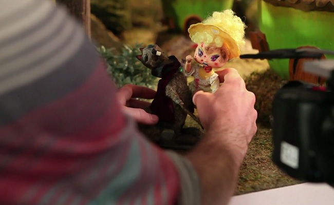 Seth Green's Stoopid Buddy Stoodios, Vimeo Team Up For Animation Class by Bree Brouwer of Tubefilter