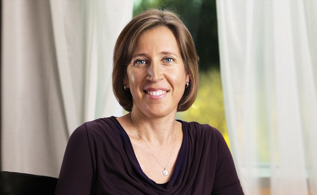 YouTube's CEO Susan Wojcicki Discusses Her Vision For YouTube by Bree Brouwer of Tubefilter