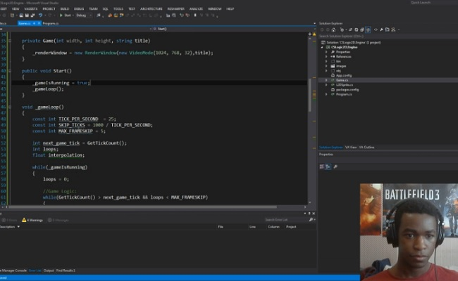 Twitch Now Live Streams Game Developers As They Code, Create Games by Bree Brouwer of Tubefilter