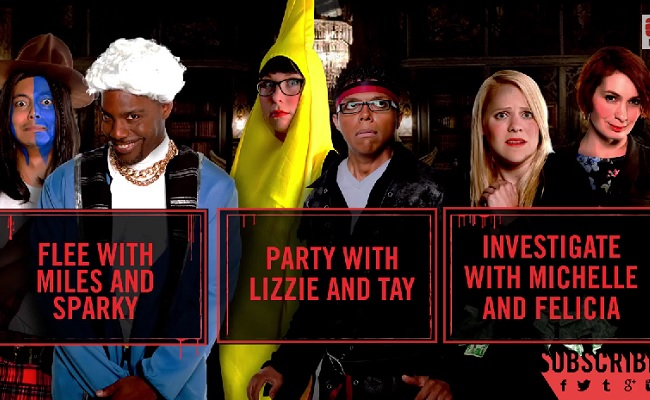 YouTube Nation's Halloween Special Lets You Pick Your Own Adventure