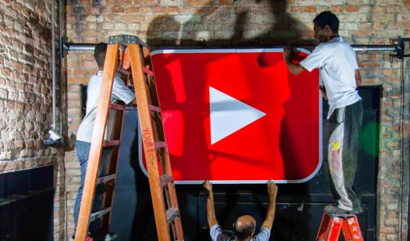 YouTube To Open New Space In São Paulo, Brazil With Instituto Criar