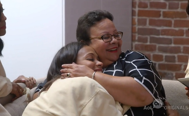 Zoe Saldaña Pampers Her Mother In AOL Original Series 'My Hero' by Bree Brouwer of Tubefilter