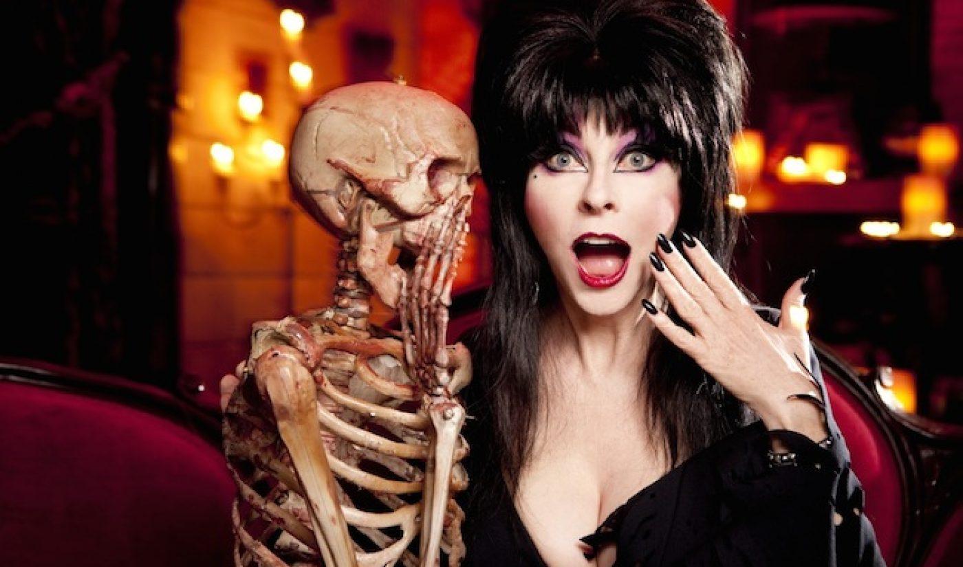 Elvira, Mistress Of The Dark Heads To Hulu For Halloween