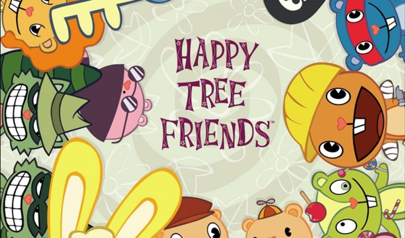 'Happy Tree Friends' Movie Leads Three-Film Slate For Mondo Media
