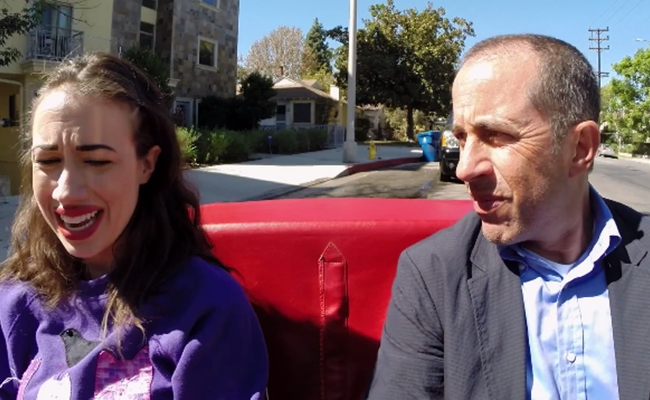 Here Is The Season Five Trailer For 'Comedians In Cars Getting Coffee'