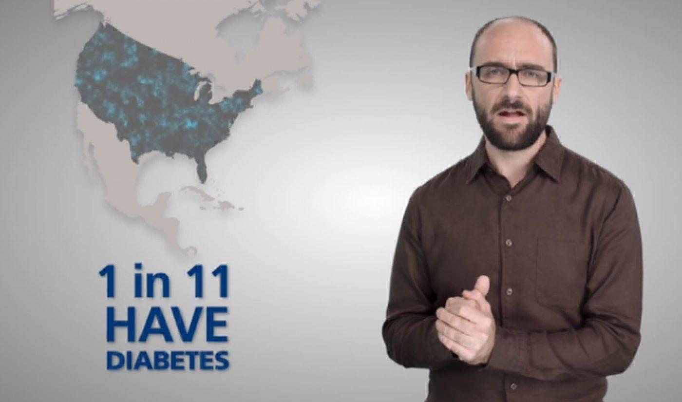 Novo Nordisk Taps Michael Stevens Of Vsauce As A Diabetes Educator