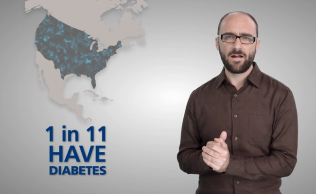 Novo Nordisk Taps Michael Stevens Of Vsauce As A Diabetes Educator