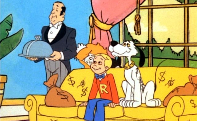 AwesomenessTV Is Bringing A Revived 'Richie Rich' To Netflix
