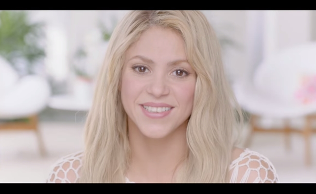 Shakira Stars In Branded Web Series For Fisher-Price