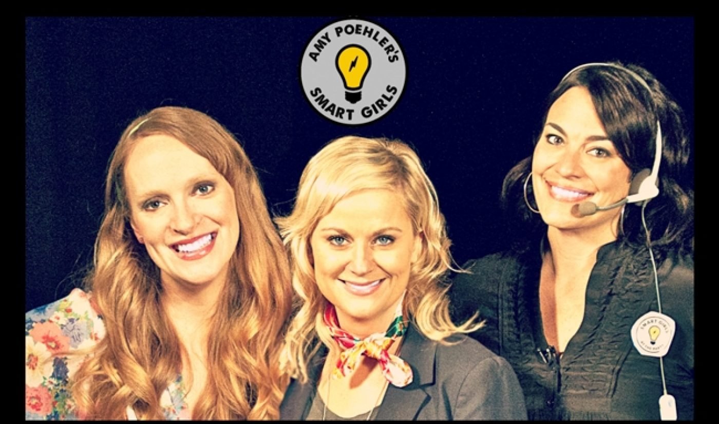 Legendary Acquires Amy Poehler's 'Smart Girls At The Party'