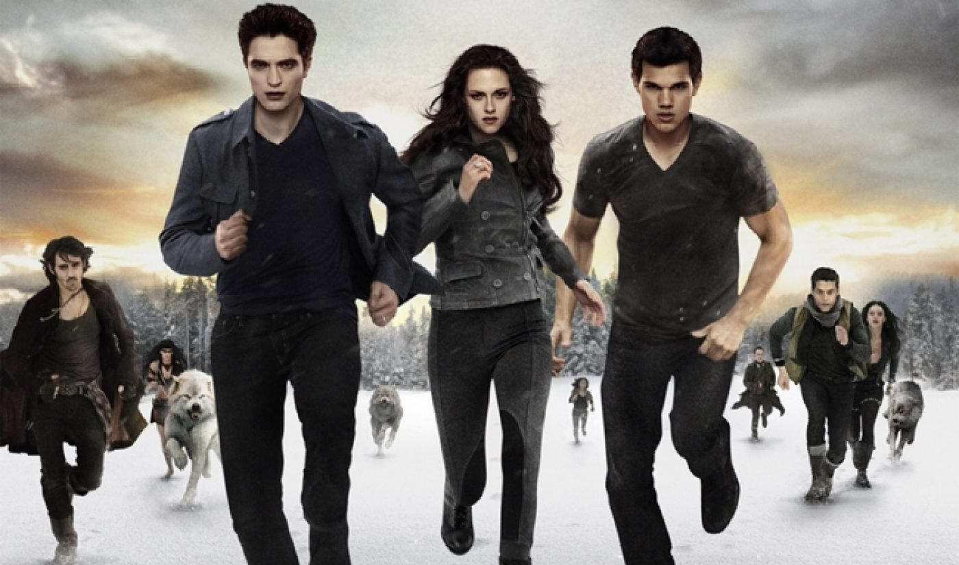 Twilight Will Be Revived With Short Films Released Through Facebook
