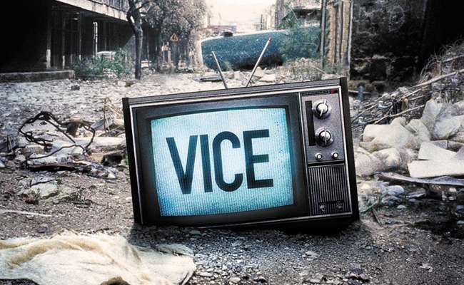 Vice, Rogers Commit $100 Million To Canadian Studio, TV Channel