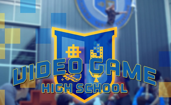 video-game-high-school-banner