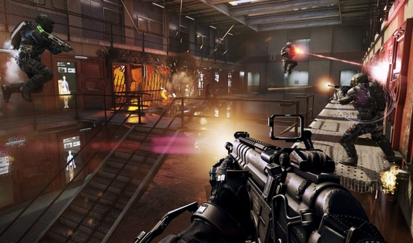 Activision Flags 'Call Of Duty' Glitch Videos For Copyright Infringement