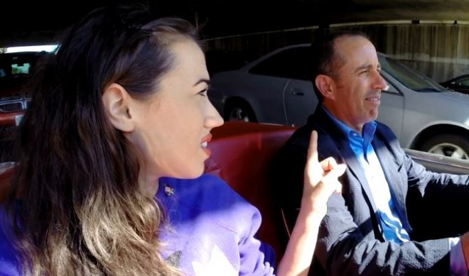 Miranda Sings Harasses Jerry Seinfeld In Newest 'Comedians In Cars Getting Coffee'