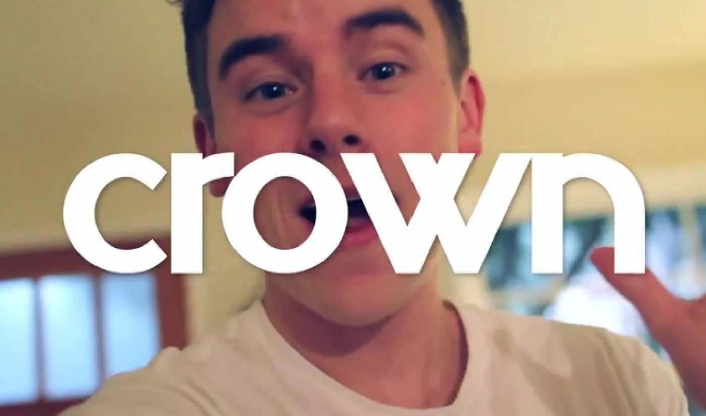 "YouTube Star Connor Franta Compiles 'Crown' Album Full Of ""Diamonds In The Rough"""
