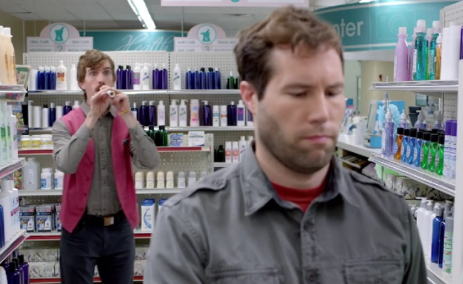 Dollar Shave Club's New TV Ads Warns Razor Buyers Of In-Store Hazards by Bree Brouwer of Tubefilter