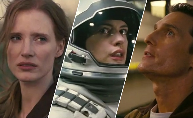 YouTubers Hangout With Matthew McConaughey, Anne Hathaway, 'Interstellar' Cast On Google+ by Bree Brouwer of Tubefilter