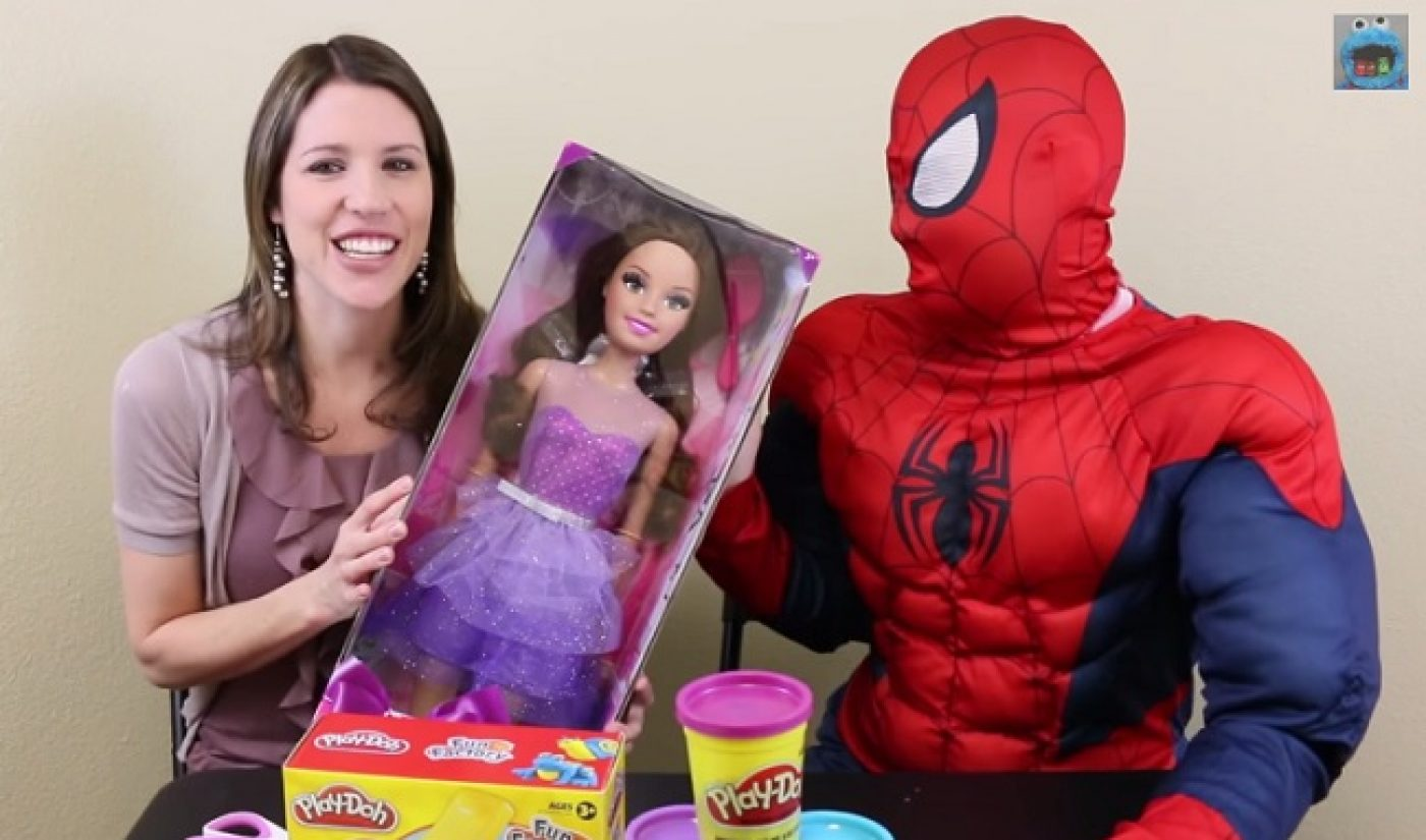 Maker Studios Adds Five Toy Channels With 300 Million Collective Monthly Views